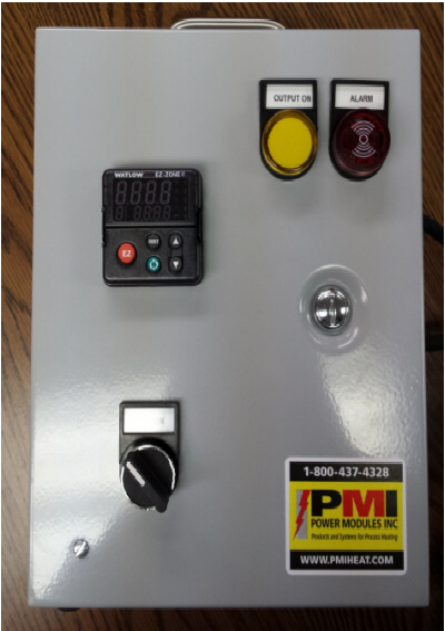 PMI Panel Left for Control Systems Page