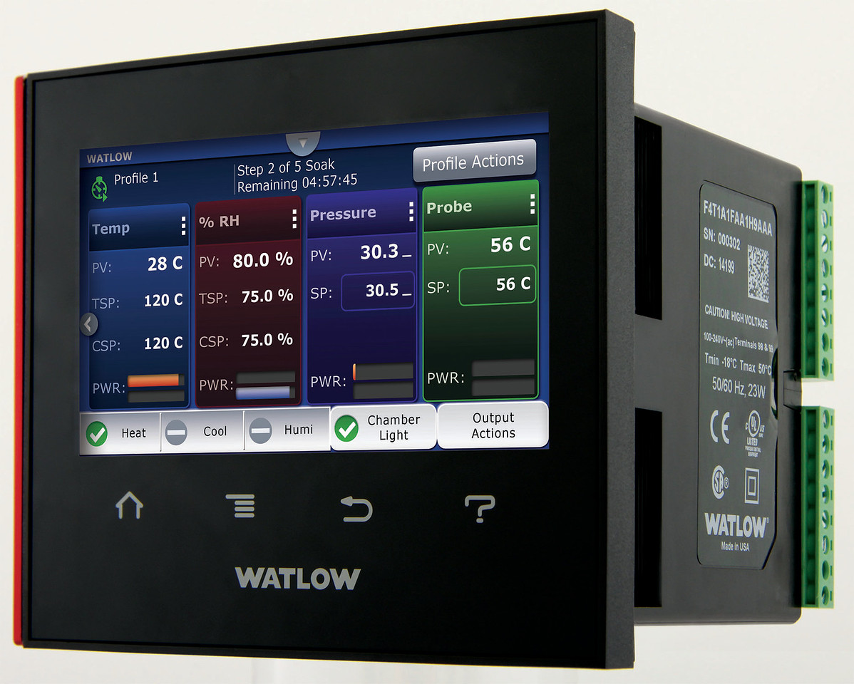 F4T-4-Zone PID Controller