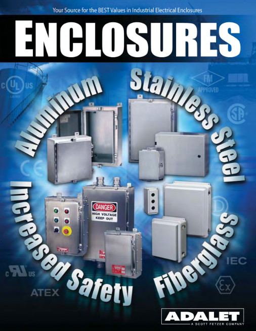 #1 - Enclosures Product List