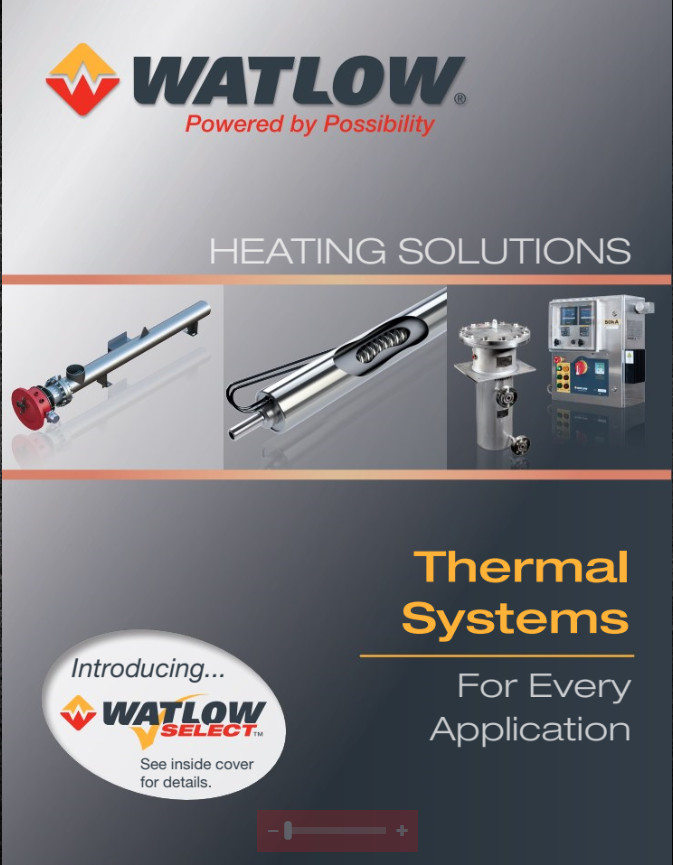 #1 - Heater Catalog Front Page