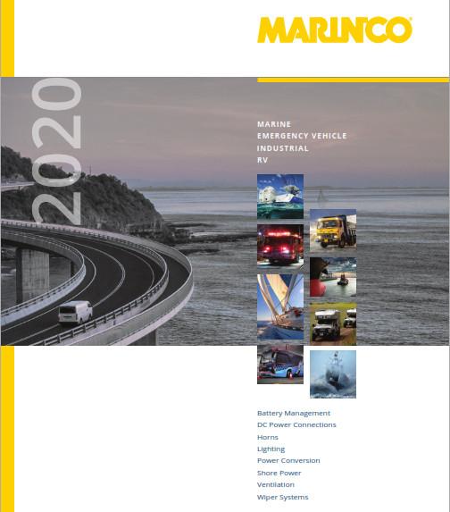 #1 - Marinco 2020 Catalog