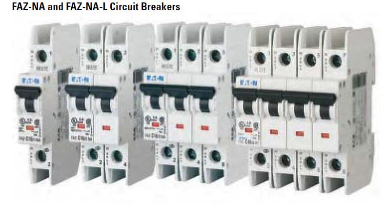 #1 - Miniature Circuit Breakers