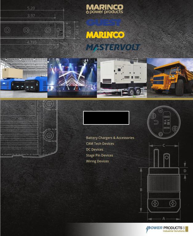 #3 - Marinco Power Products Catalog