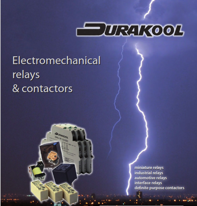 #3 - DuraKool Electromechanical Relays and Contactors