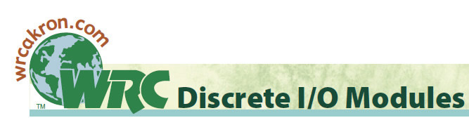 Discrete Control Modules