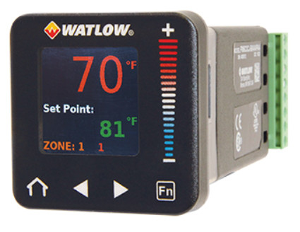 PM-Plus Integrated PID Touch Screen Controller